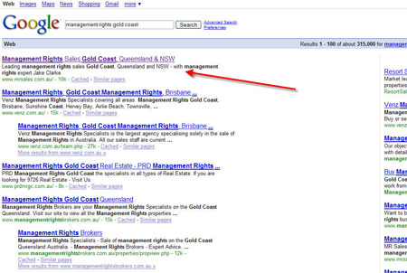 "#1 for ""Pool Tables"" in Google"