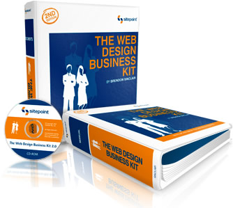 Brendon's The Web Design Business Kit