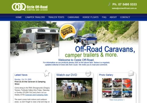Camper Trailers Sunshine Coast
