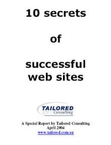 10-secrets-web-site