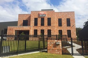 The New ABC Brick Sales Headquarters in Arundel