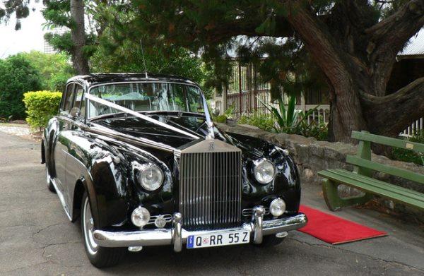 Elizabeth – 1955 Rolls-Royce Silver Cloud I