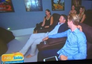 John Gets Fresh Live On National TV!
