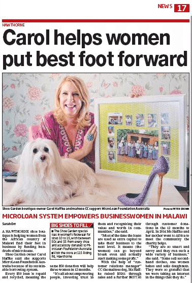 Shoe Garden_South East Advertiser