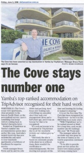 The Cove_Daily Examiner