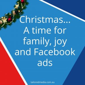 'Tis the Season…for Facebook Ads