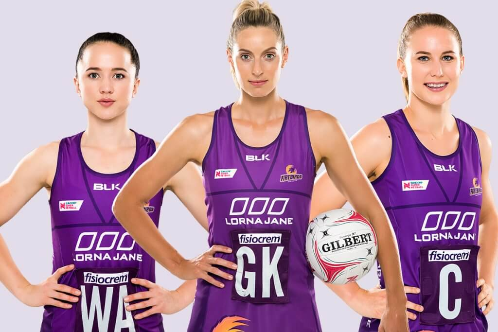 fisiocrem firebirds sponsorship - Tailored Media