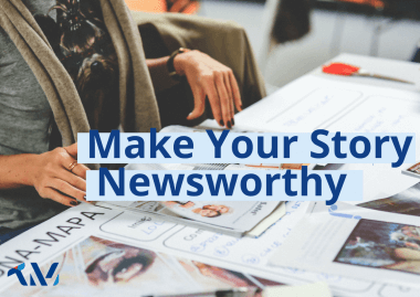What gives a story news value and makes it worth telling?