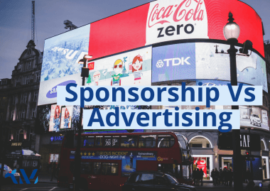 Sponsorship v Advertising: What is the biggest winner?