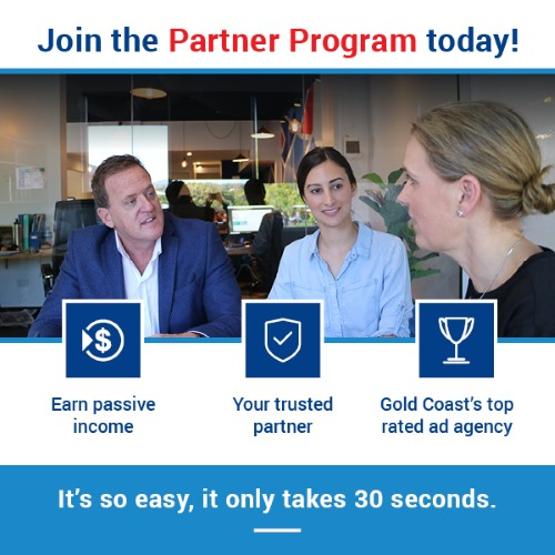 Partner with Tailored Media for easy money