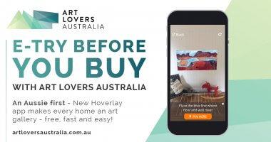 New app transforms buying art